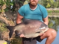 Heikki_makkonen_fishing_pacu_dream_lake_chiang_mai_thailand