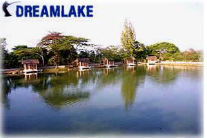 Dreamlake fishing resort in Chiang mai Thailand