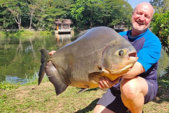 Guided Fishing Thailand
