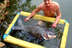 Angeln am Dreamlake in Thailand: Fangbericht Februar 2020