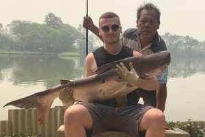 Fishing in Thailand – Catch Report Bosang Lake March 2020