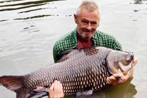 Additional fish stock: 5 Siamese carp (52-58lb)