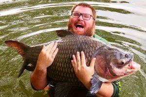 Best Thai fish catches at Dreamlake Fishing resort 2019/20